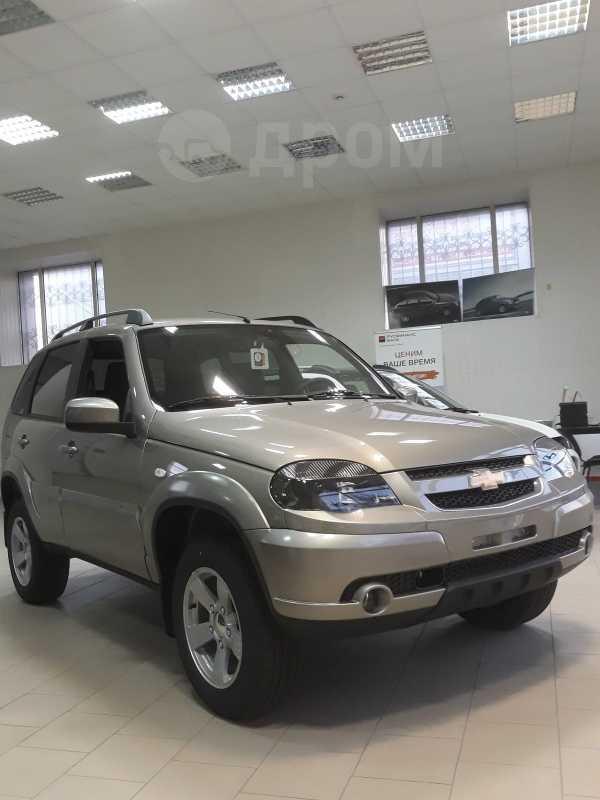 Chevrolet Niva, 2019 год, 694 500 руб.