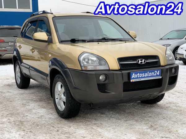 Hyundai Tucson, 2005 год, 479 999 руб.