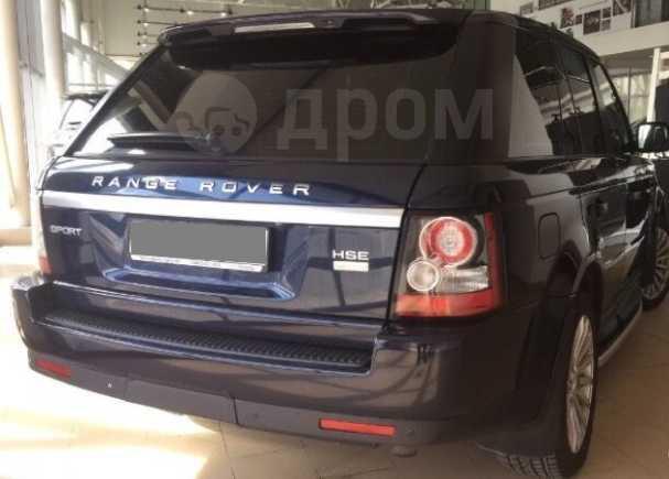 Land Rover Range Rover Sport, 2012 год, 1 295 000 руб.