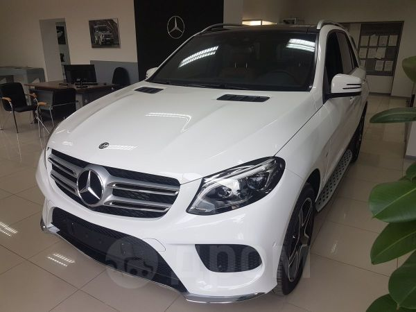 Mercedes-Benz GLE, 2018 год, 4 799 000 руб.