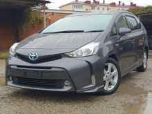 Краснодар Prius a 2015