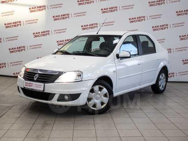 Renault Logan, 2012 год, 299 700 руб.