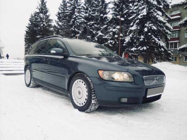 Volvo V50, 2006 год, 480 000 руб.