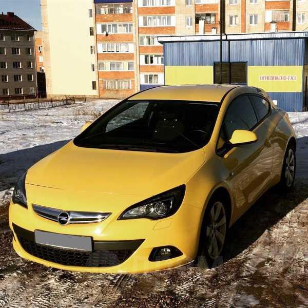 Opel Astra GTC, 2011 год, 565 000 руб.