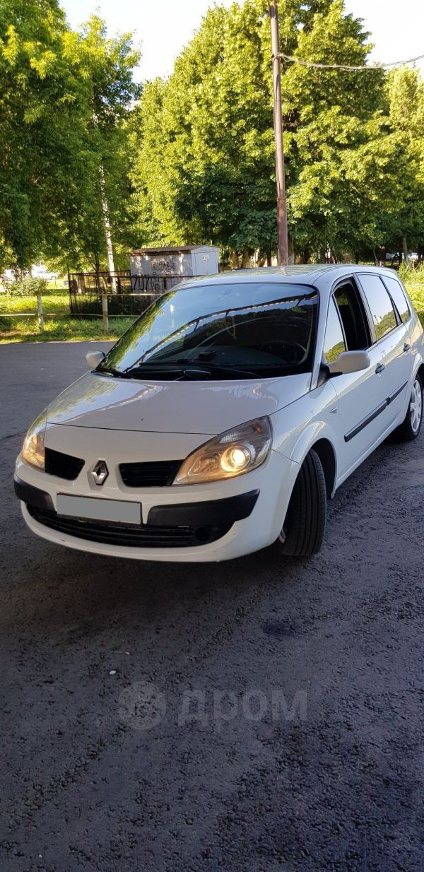 Renault Grand Scenic, 2008 год, 355 000 руб.