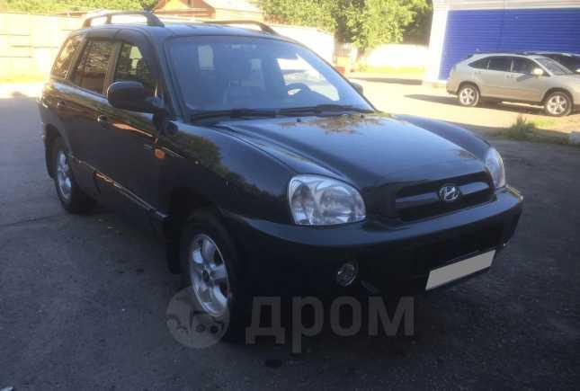 Hyundai Santa Fe, 2007 год, 480 000 руб.