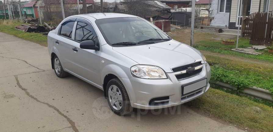 Chevrolet Aveo, 2011 год, 280 000 руб.
