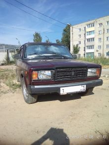 Щёкино Лада 2107 2006