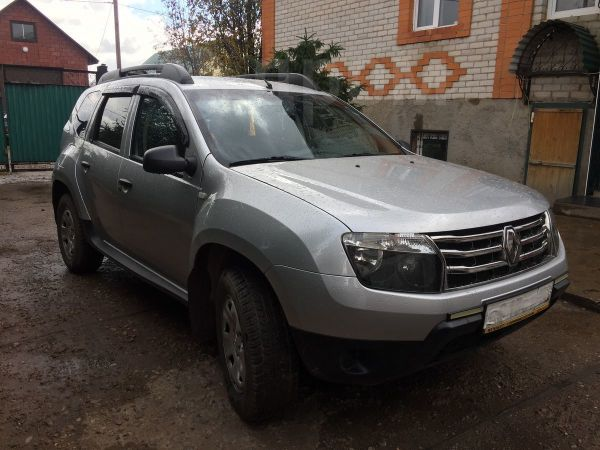 Renault Duster, 2014 год, 575 000 руб.