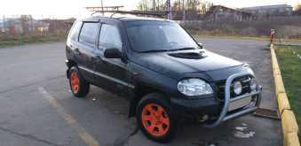 Кострома Niva 2006