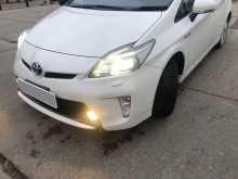 Уссурийск Prius 2012