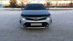 Усолье-Сибирское Toyota Camry 2016