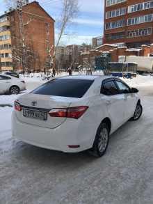 Томск Corolla 2013
