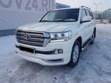 Красноярск Land Cruiser 2015