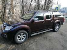 Владивосток Nissan Navara 2012