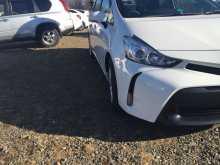 Уссурийск Prius a 2016