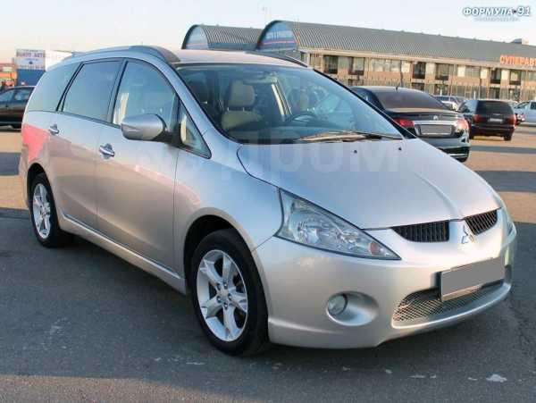 Mitsubishi Grandis, 2008 год, 535 000 руб.
