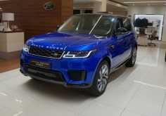 Сургут Range Rover Sport