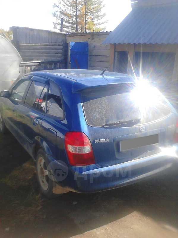 Mazda Familia, 2000 год, 200 000 руб.
