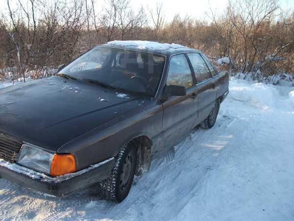Audi 100, 1985 год, 54 000 руб.