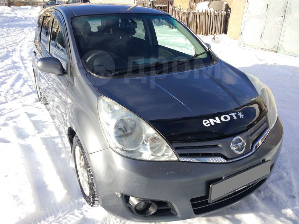 Nissan Note, 2008 год, 360 000 руб.