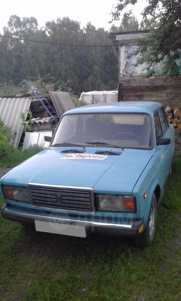 Лада 2107, 1990 год, 25 000 руб.