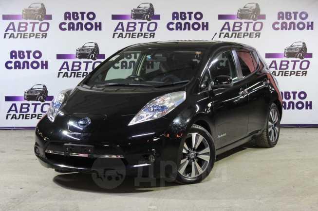 Nissan Leaf, 2013 год, 735 000 руб.
