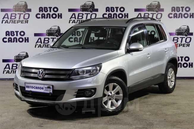 Volkswagen Tiguan, 2013 год, 659 000 руб.
