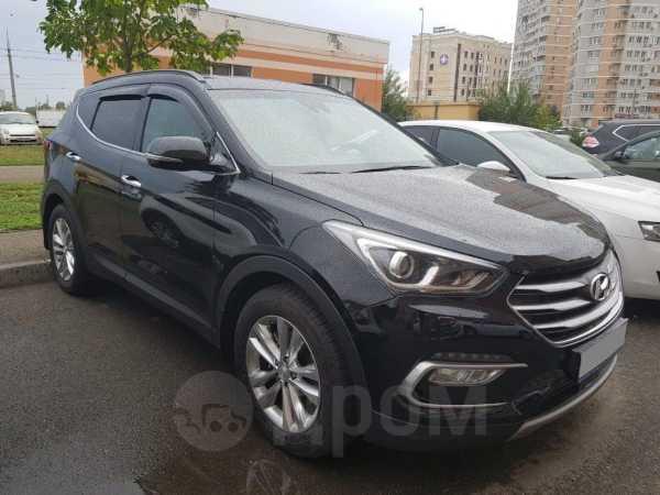 Hyundai Santa Fe, 2017 год, 2 200 000 руб.