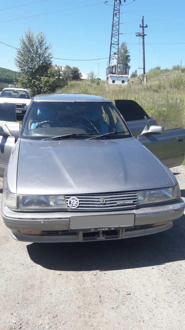 Toyota Mark II, 1990 год, 155 000 руб.