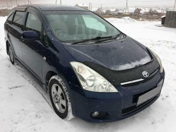 Toyota Wish, 2004 год, 455 000 руб.
