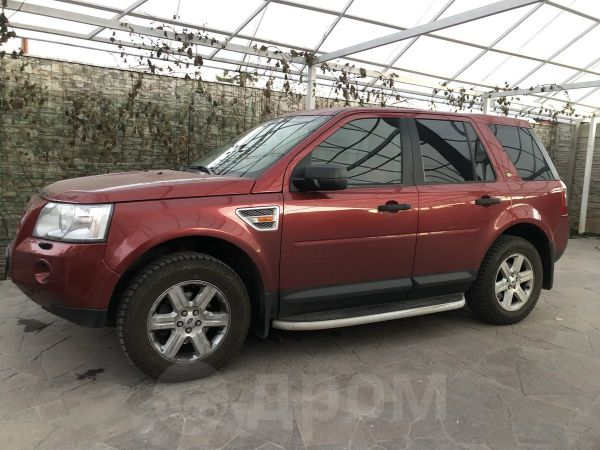 Land Rover Freelander, 2007 год, 725 000 руб.