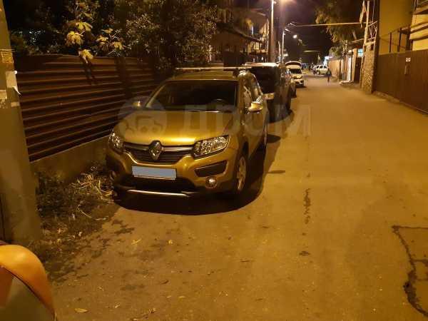 Renault Sandero, 2015 год, 620 000 руб.