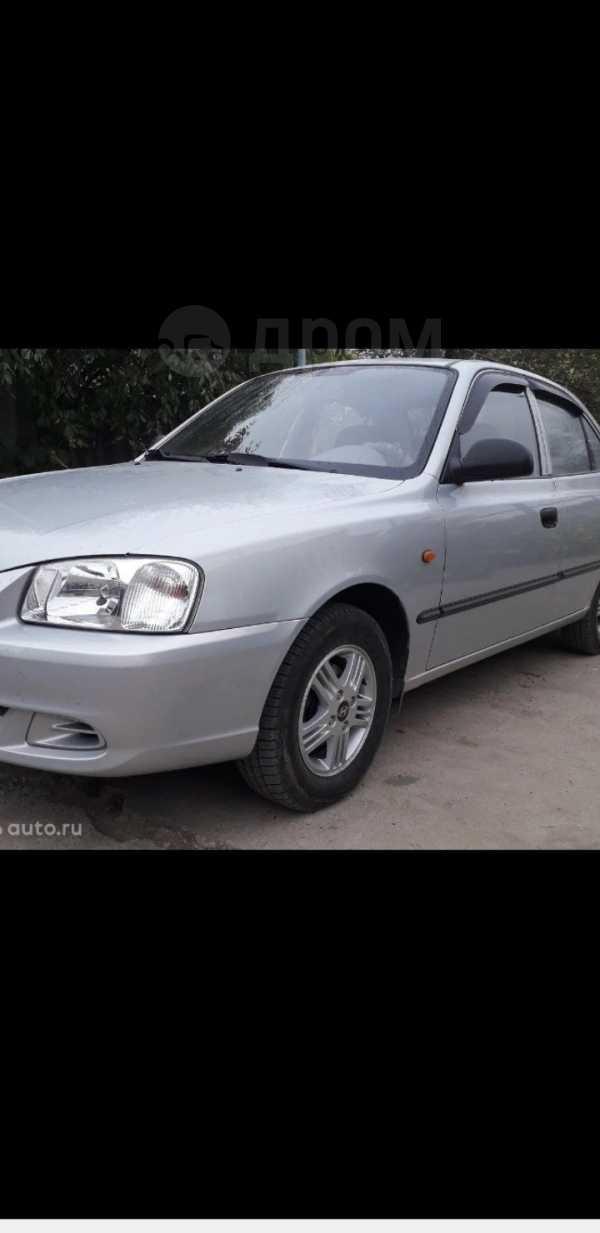 Hyundai Accent, 2009 год, 383 000 руб.