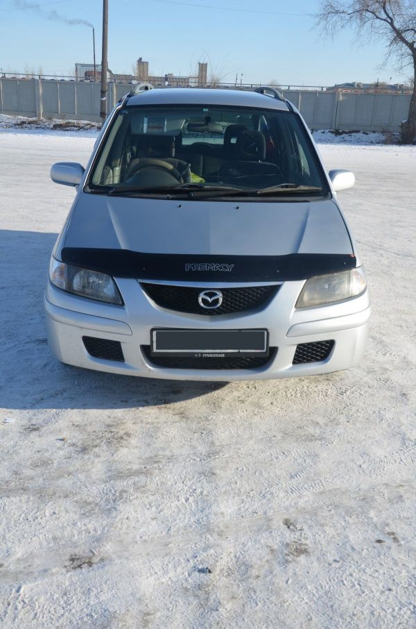 Mazda Premacy, 1999 год, 190 000 руб.