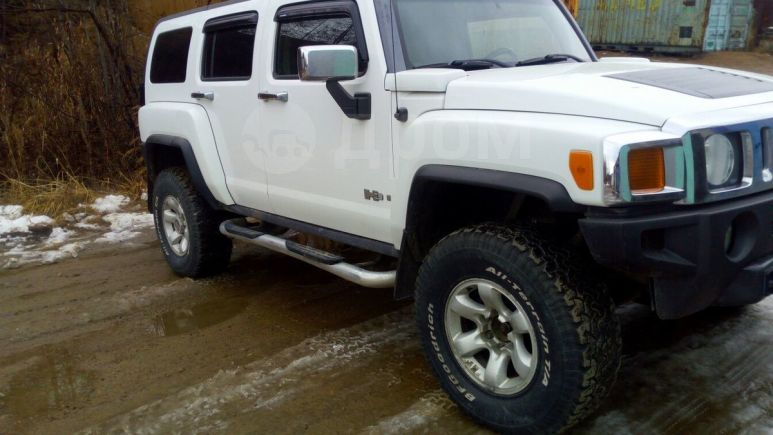 Hummer H3, 2005 год, 950 000 руб.