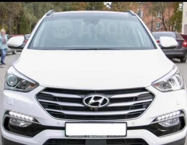 Hyundai Santa Fe, 2015 год, 1 690 000 руб.