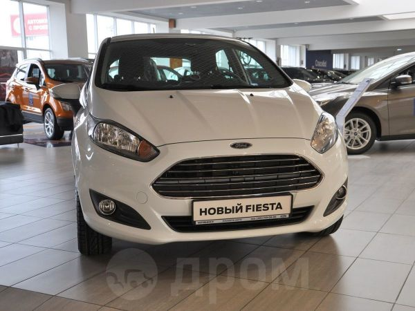 Ford Fiesta, 2018 год, 888 050 руб.