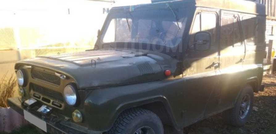 УАЗ 469, 1992 год, 72 000 руб.