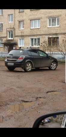 Губкинский Astra 2012