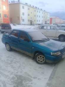 Северобайкальск 2110 1997