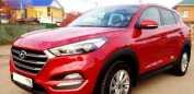 Hyundai Tucson, 2017 год, 1 465 000 руб.