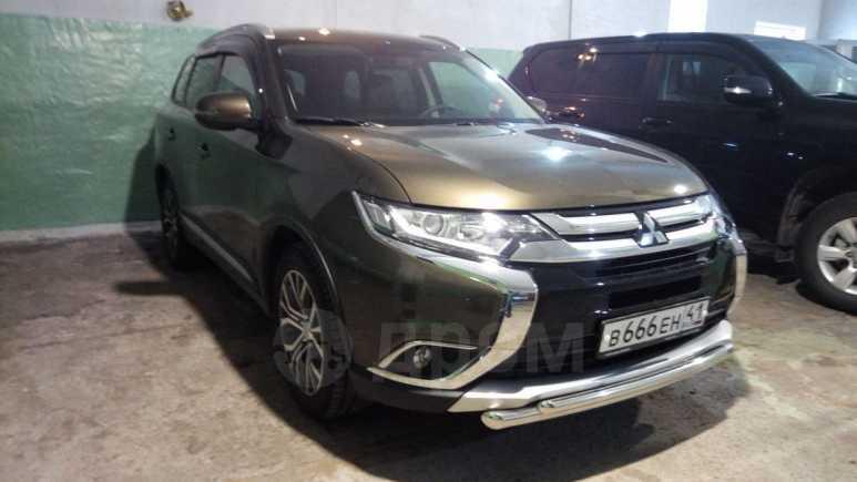 Mitsubishi Outlander, 2018 год, 1 980 000 руб.
