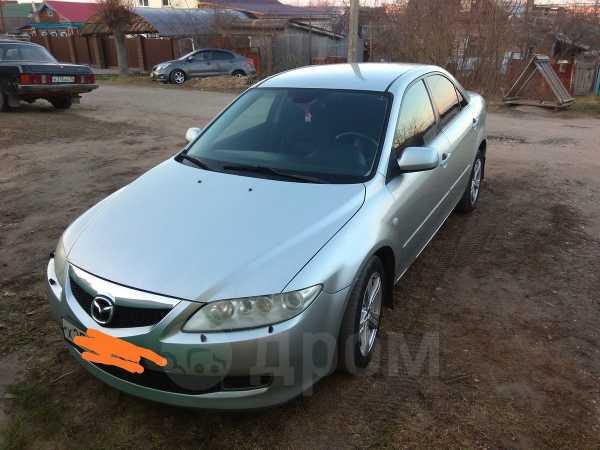 Mazda Mazda6, 2002 год, 210 000 руб.