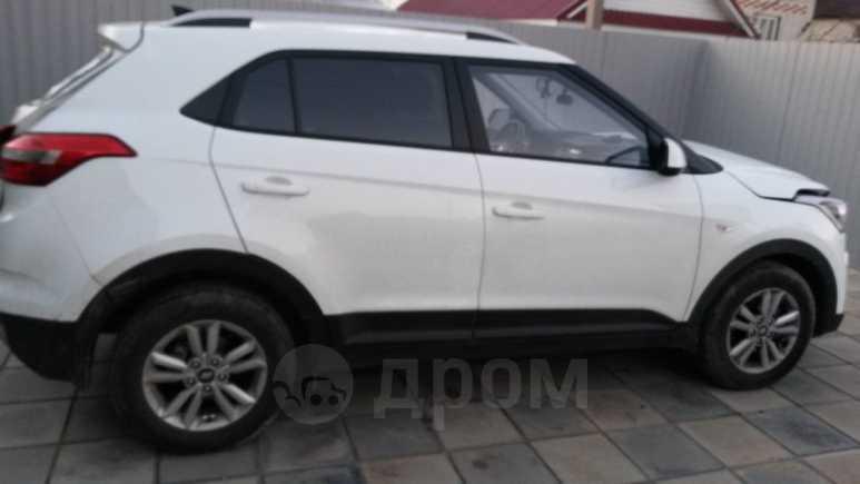 Hyundai Creta, 2017 год, 650 000 руб.