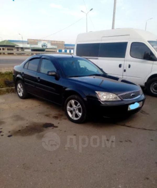 Ford Mondeo, 2004 год, 265 000 руб.