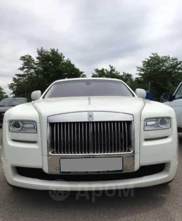 Rolls-Royce Ghost, 2010 год, 14 999 999 руб.