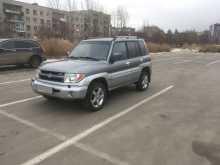 Новоуральск Pajero Pinin 2004