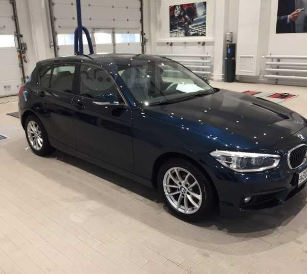 BMW 1-Series, 2017 год, 1 250 000 руб.