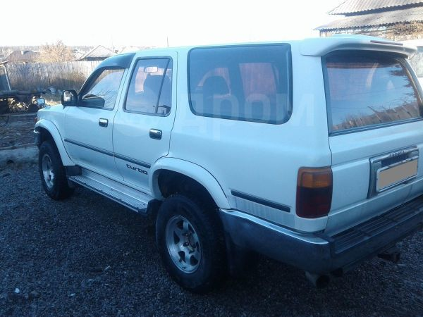 Toyota Hilux Surf, 1990 год, 350 000 руб.